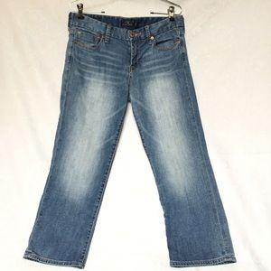 Lucky Sweet Crop Jeans 8